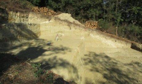 Terrassement après étude Neyron
